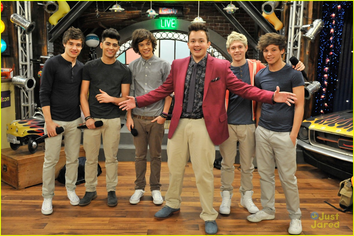 one direction icarly pics 10