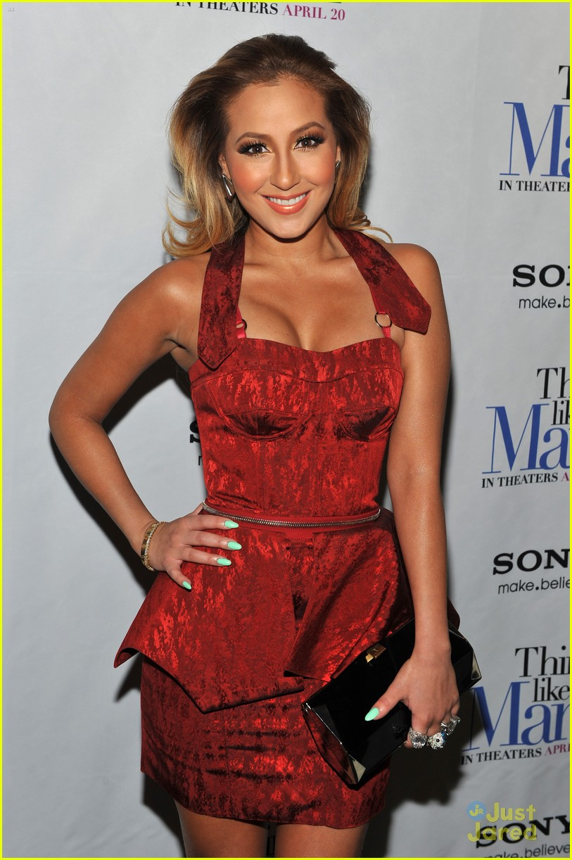 adrienne bailon empire girls nbc 03