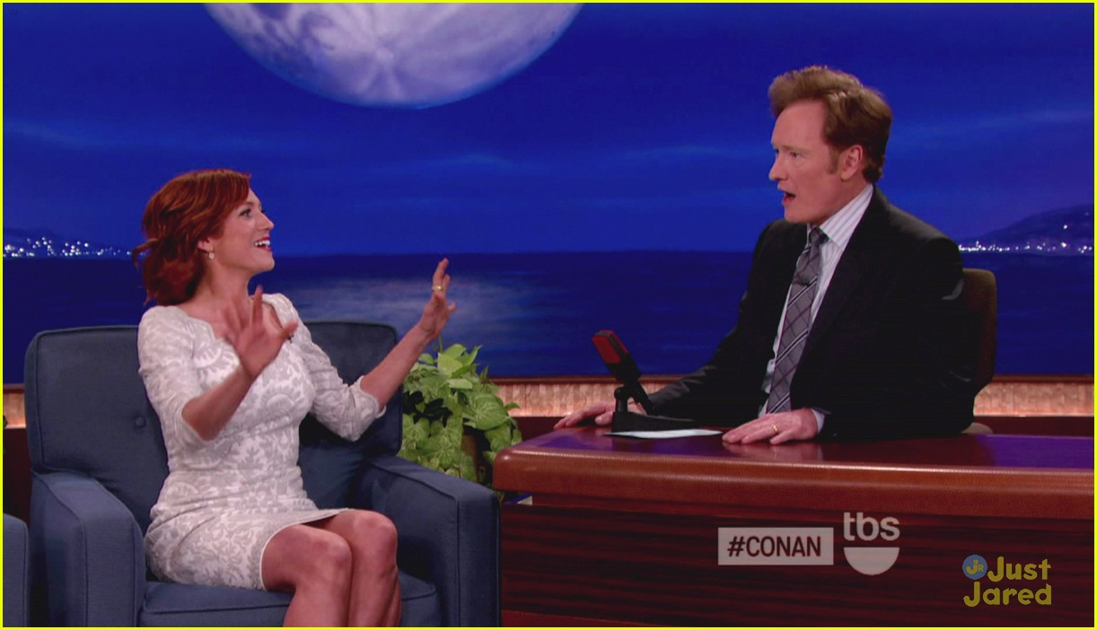 brittany snow conan 96 mins 09
