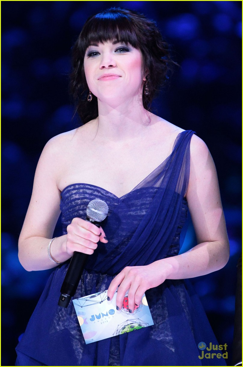 carly rae jepsen juno awards 02