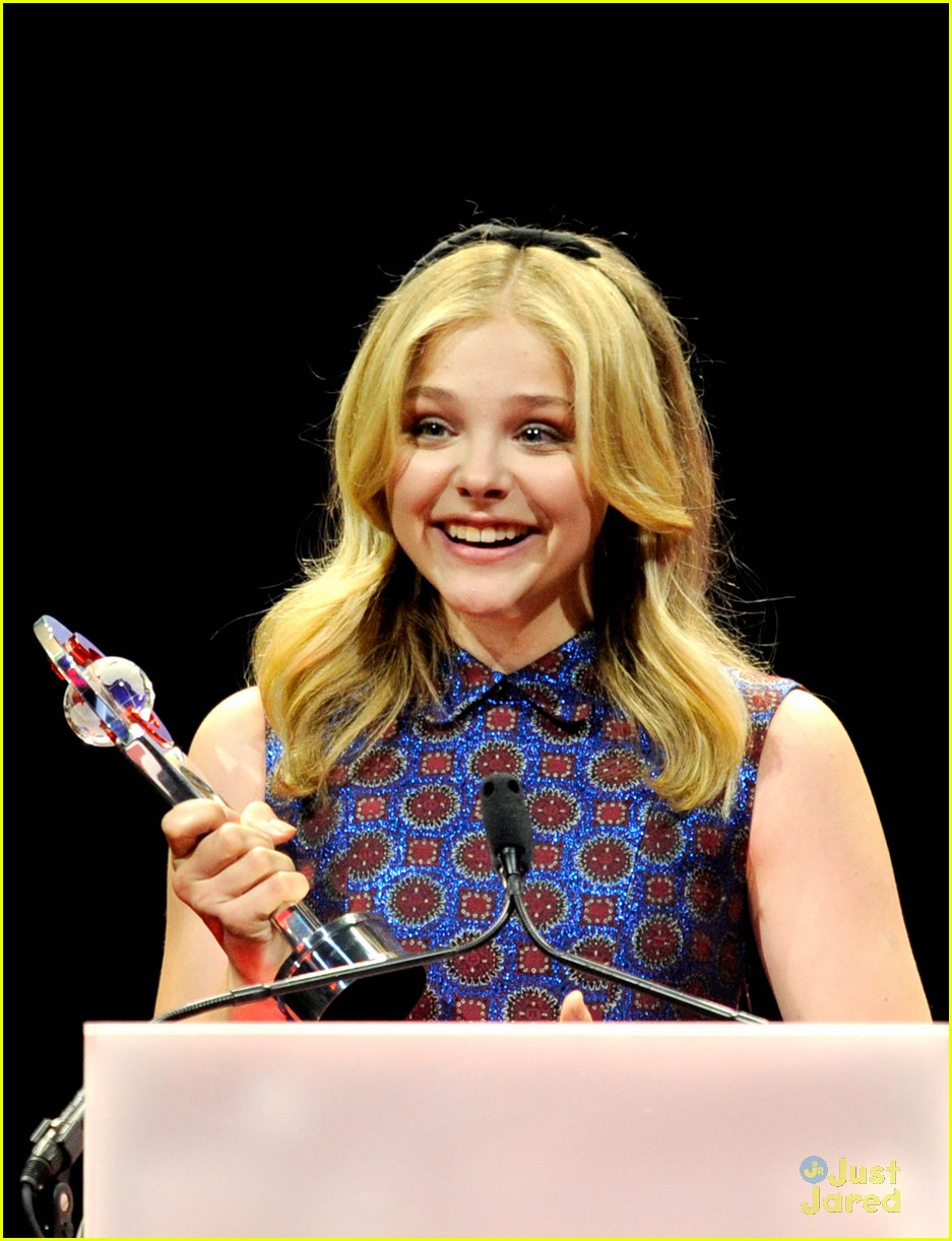 chloe moretz cinemacon star tomorrow 07