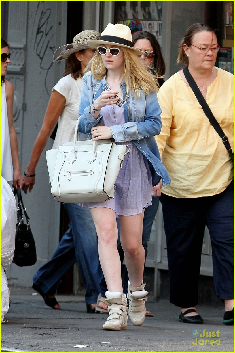 dakota fanning tribeca judge 02