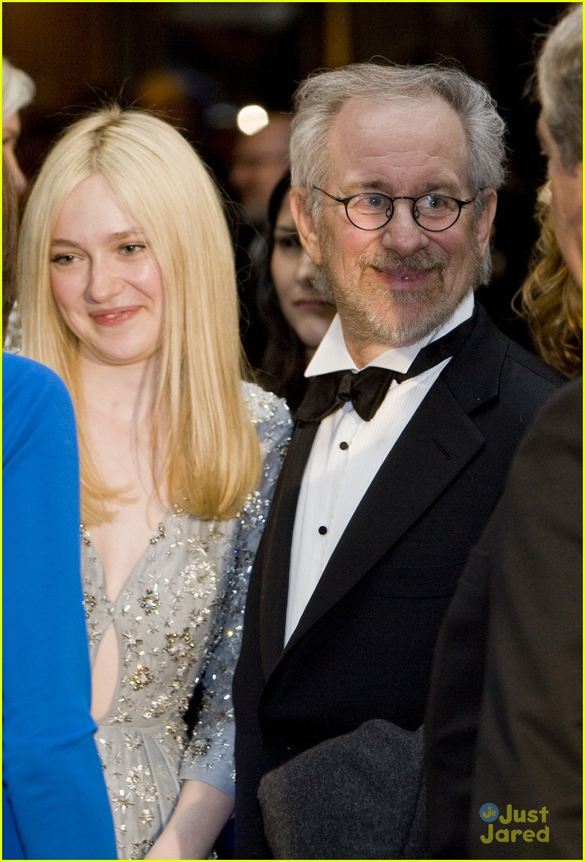 dakota fanning white house dinner 02