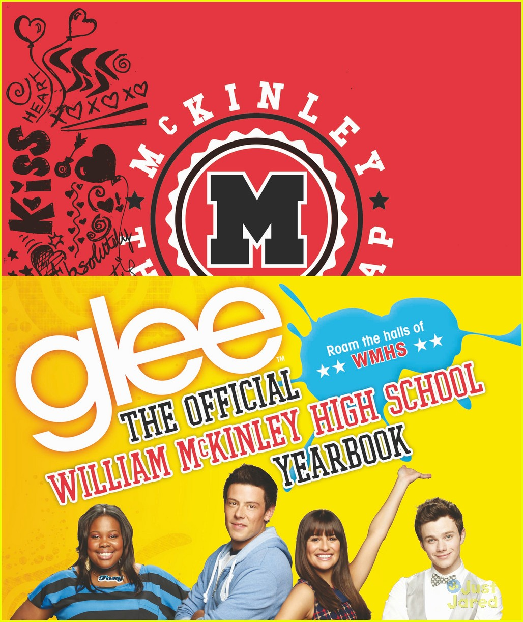 glee mckinley yearbook exclusive 02