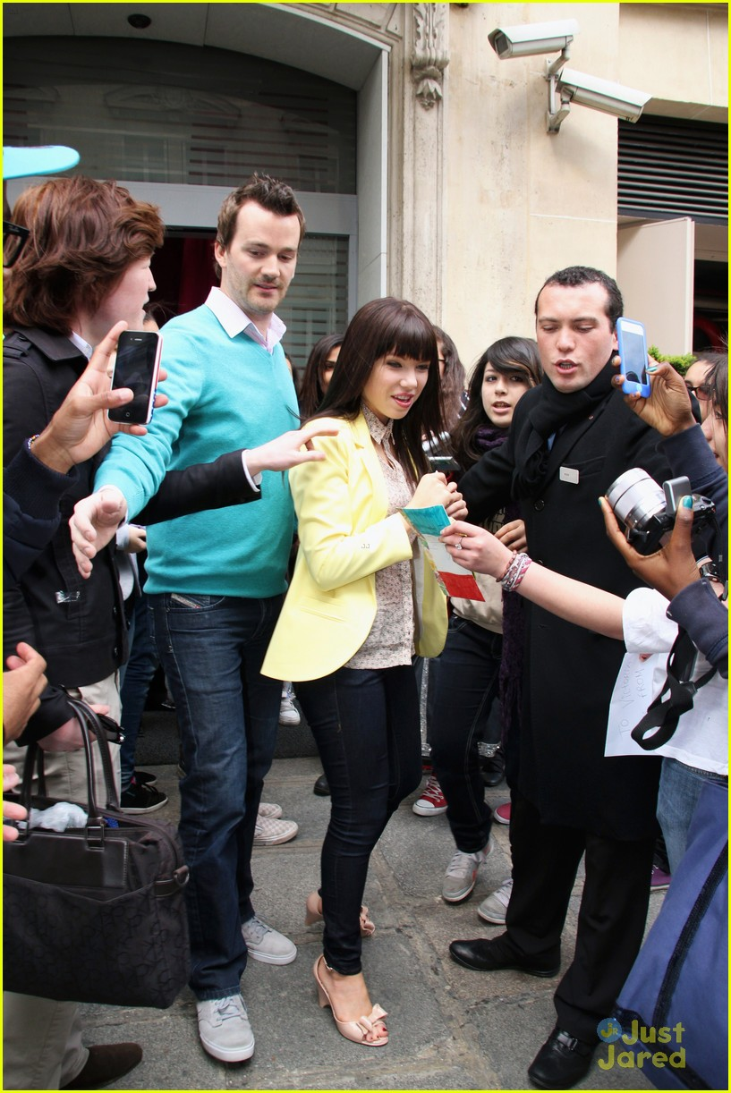 carly rae jepsen paris 09
