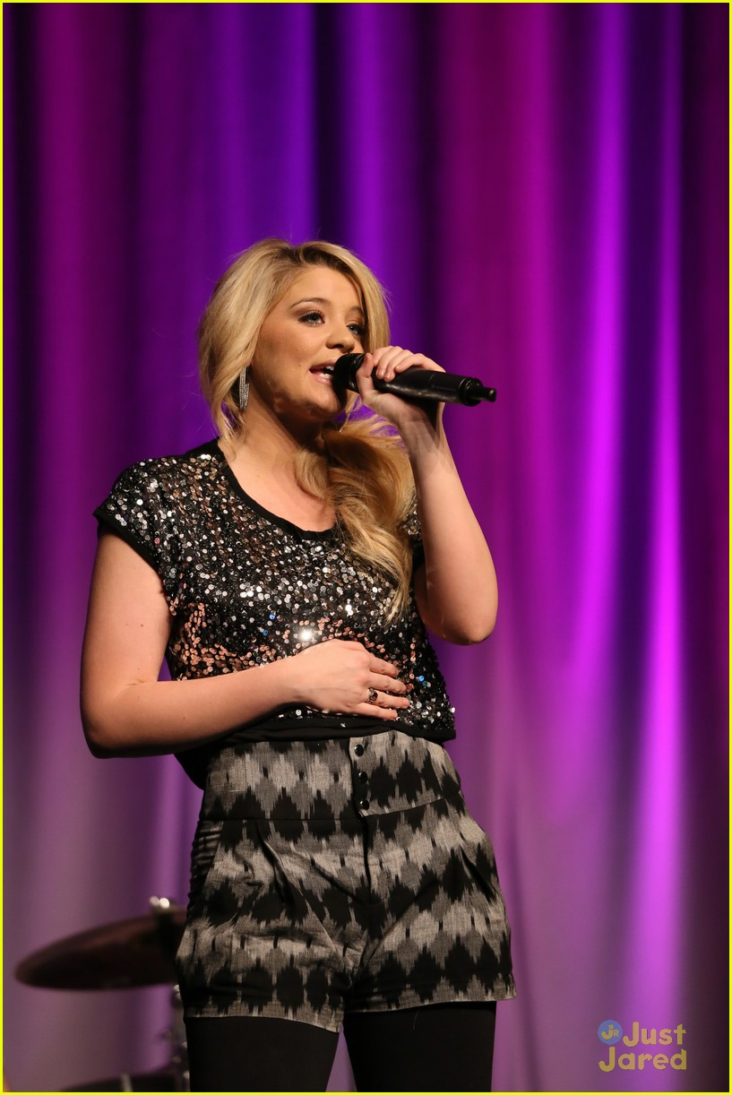 lauren alaina special olympics 06
