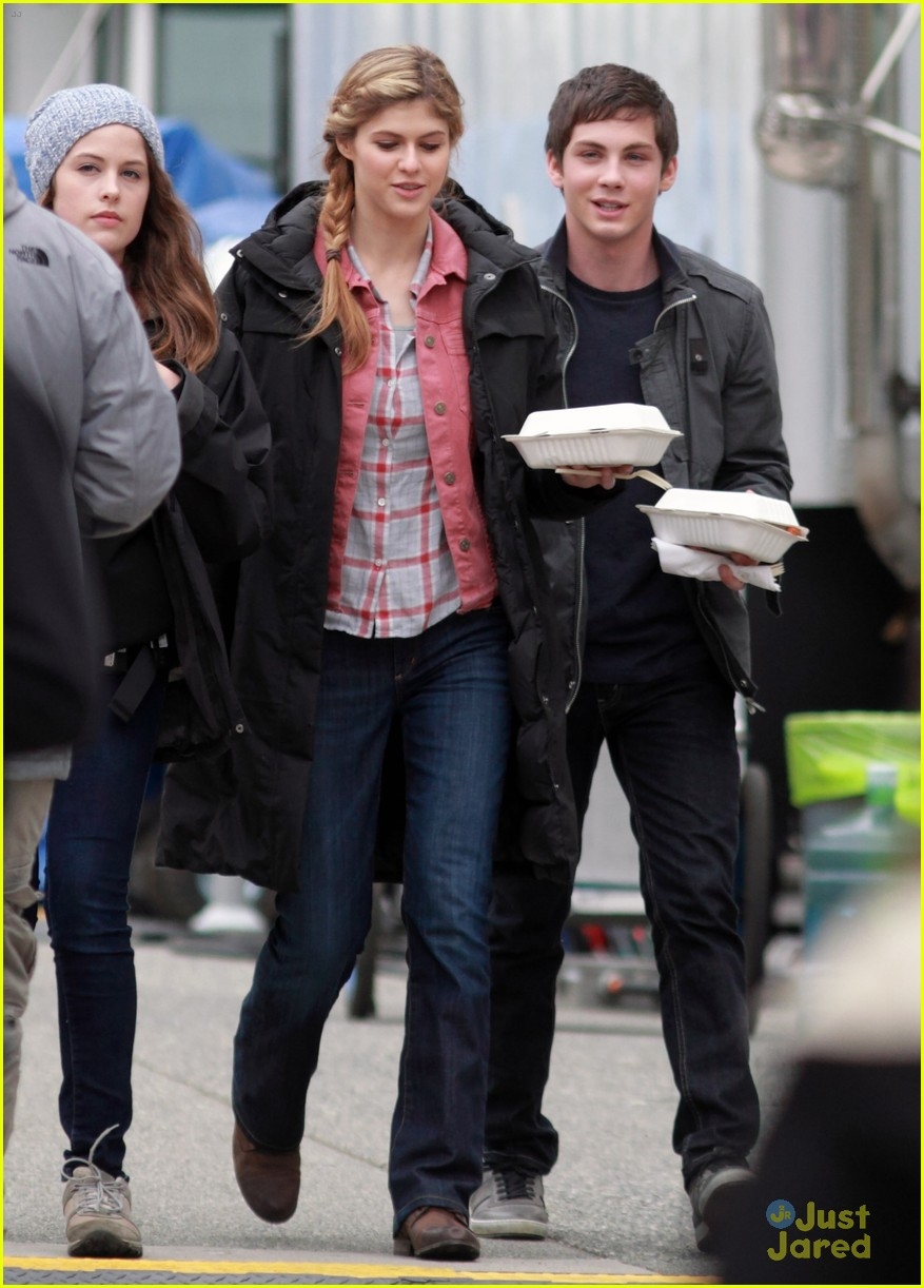 logan lerman faces monsters set 07