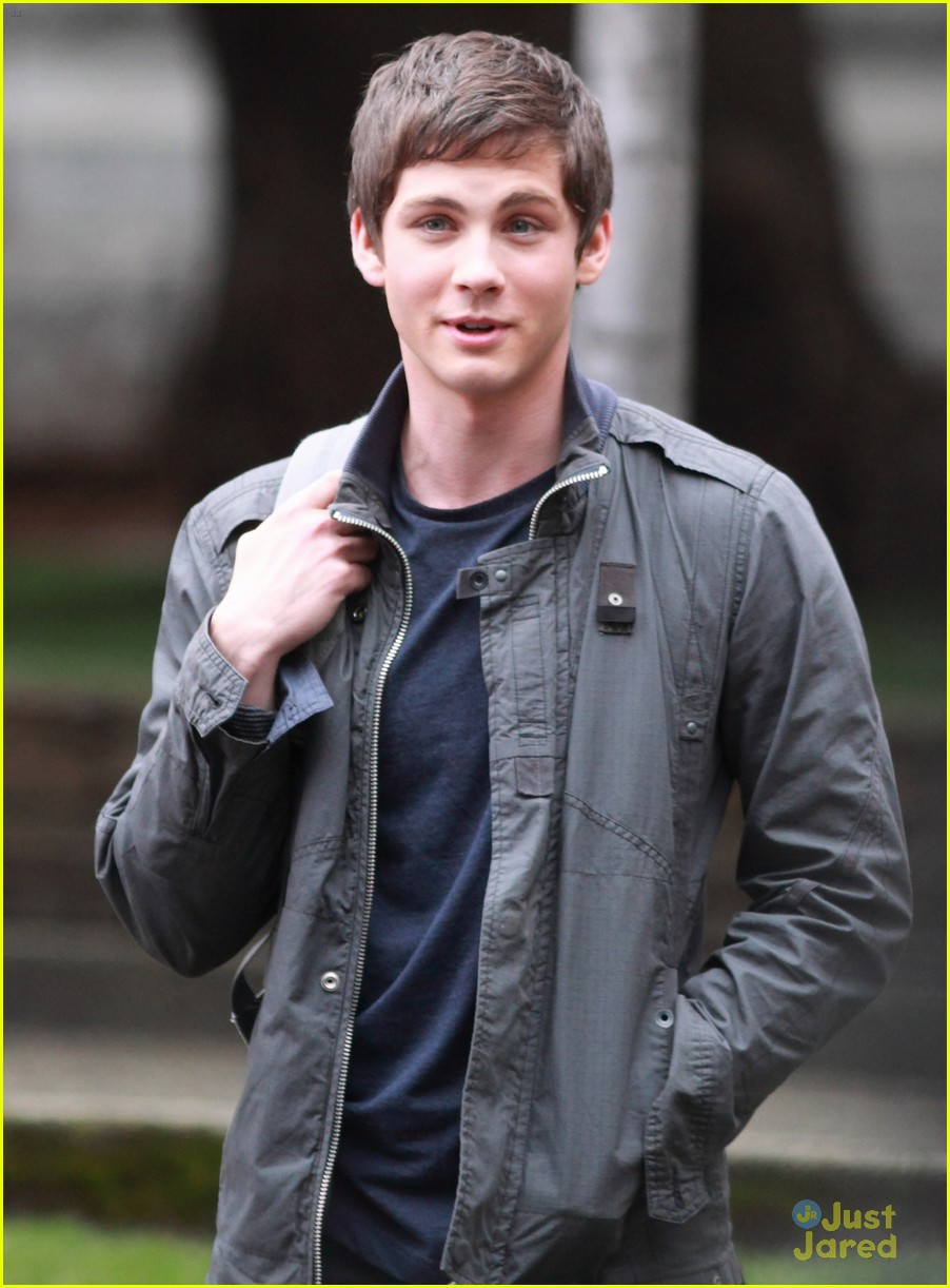 logan lerman faces monsters set 08
