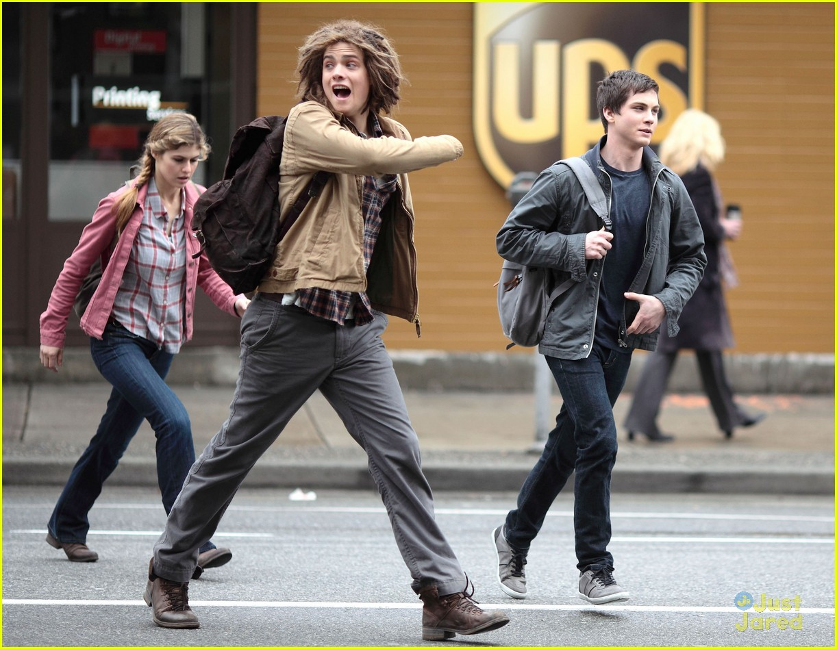 logan brandon pjo filming 14
