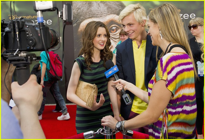 ross lynch laura marano kids nature wdw 11
