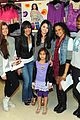 Selena-kmart selena gomez dream out loud shopping 16