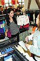 Selena-kmart selena gomez dream out loud shopping 18