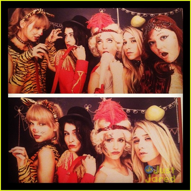 taylor swift dianna agron bday 02