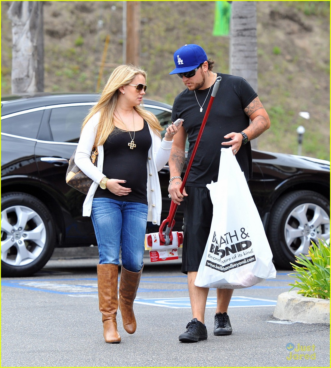 tiffany thornton bbb shopping 03