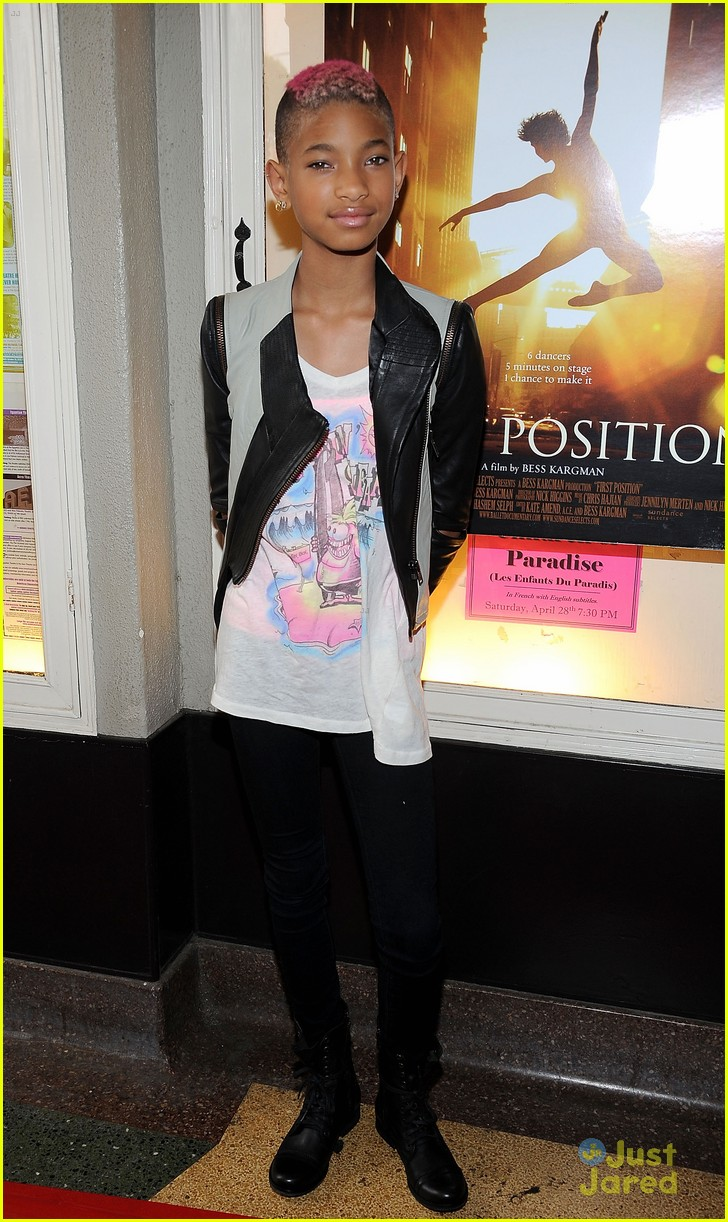 willow smith bn screening 13
