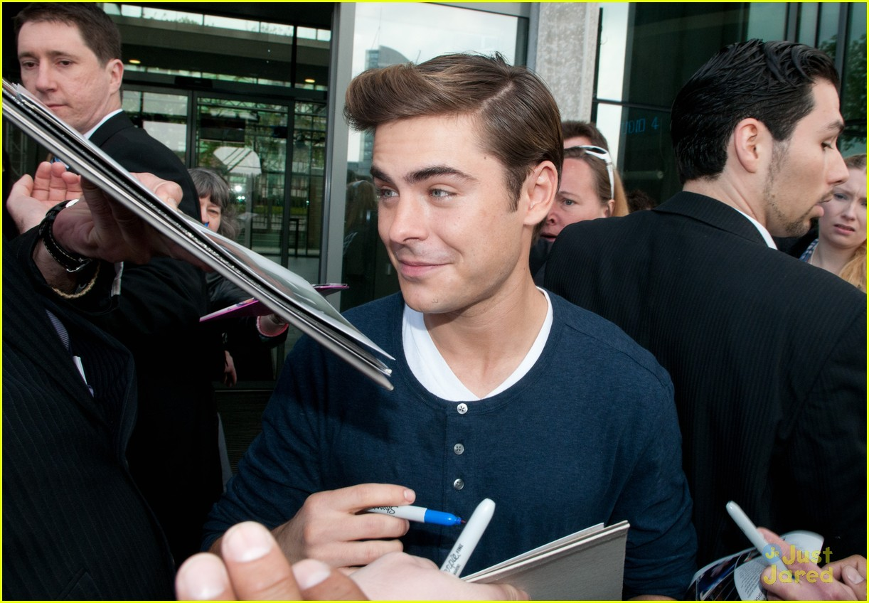 zac efron tlo berlin 09