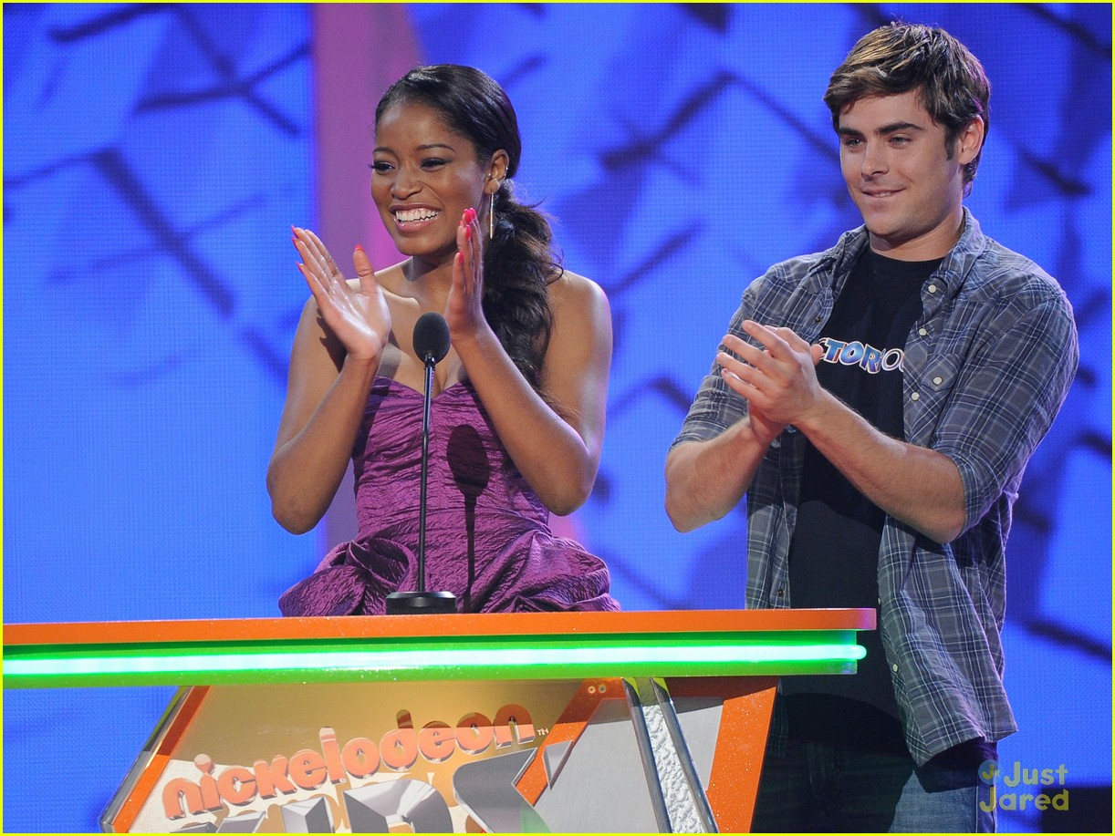 zac efron kids choice awards 04
