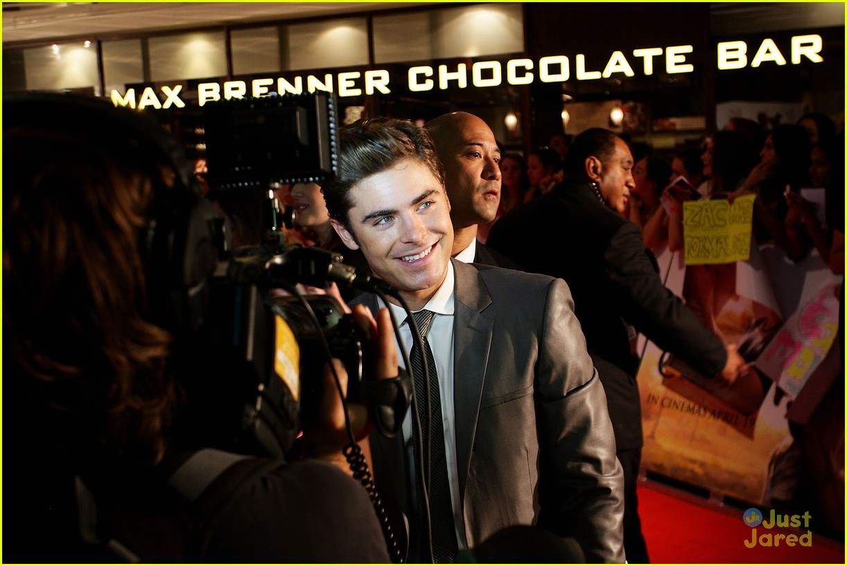 zac efron lucky sydney 03