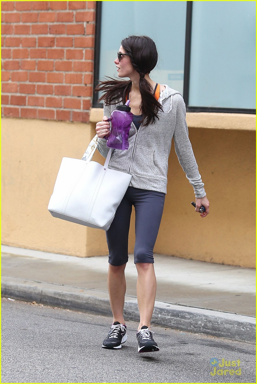 ashley greene reshoots gym 01