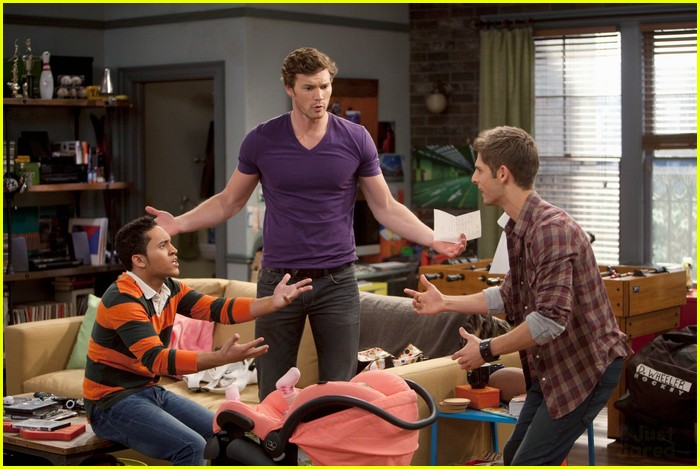 baby daddy pilot pics 07