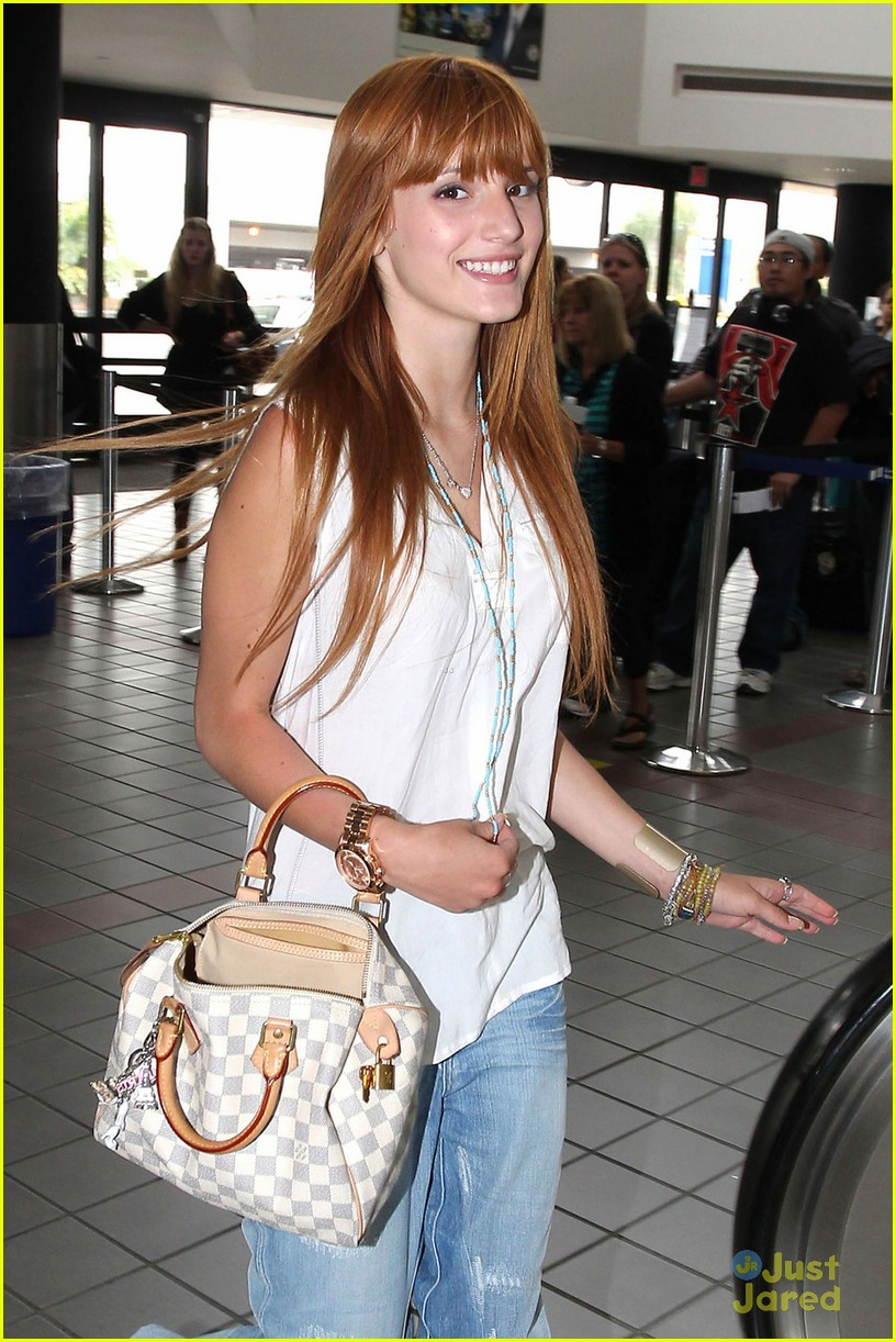 bella thorne lax london 04