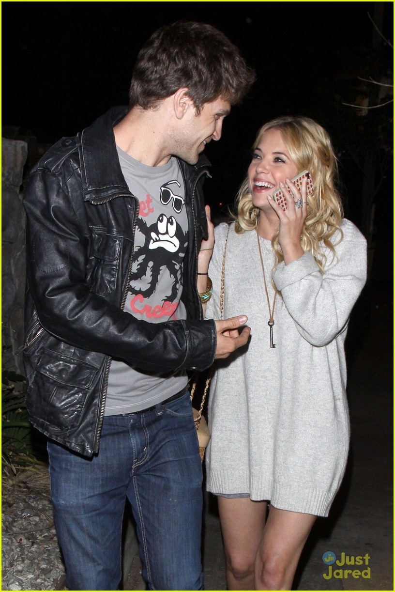 ashley benson keegan allen chateau 07