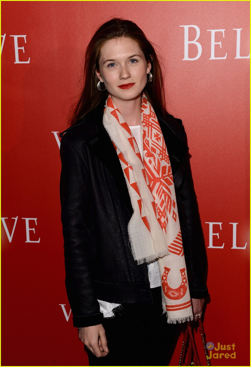 bonnie wright belvedere party 03