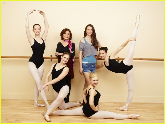 meet bunheads girls 21