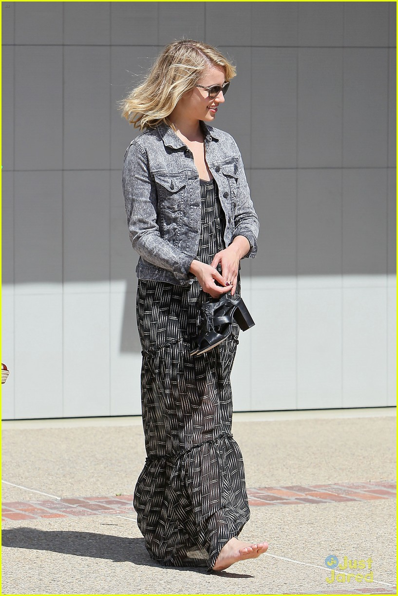 dianna agron memorial day 15