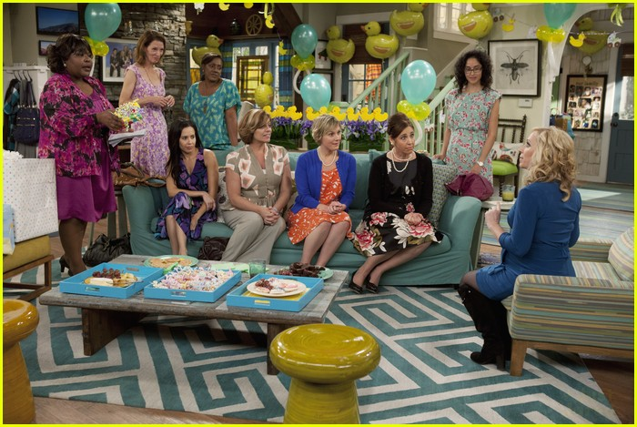 good luck charlie dress shower 15
