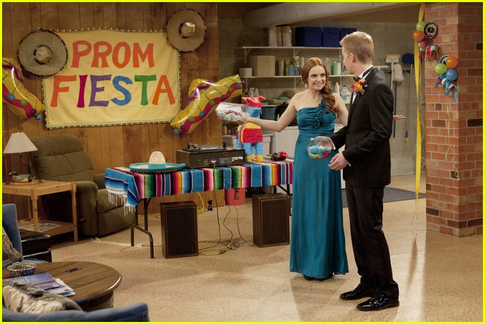 good luck charlie dress shower 20