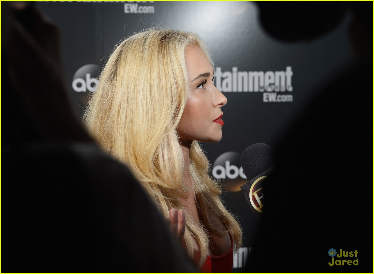 hayden panettiere abc upfront 02