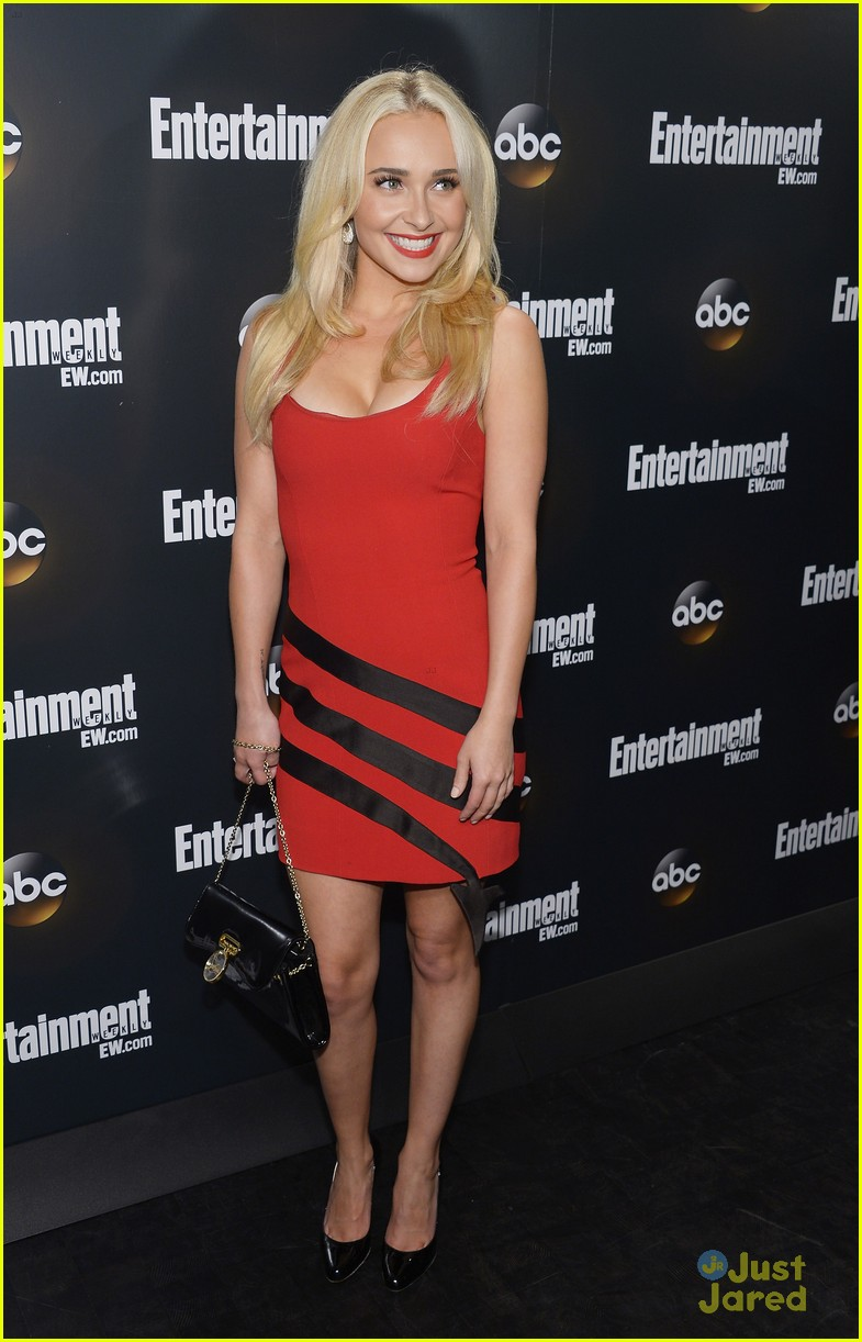 hayden panettiere abc upfront 06