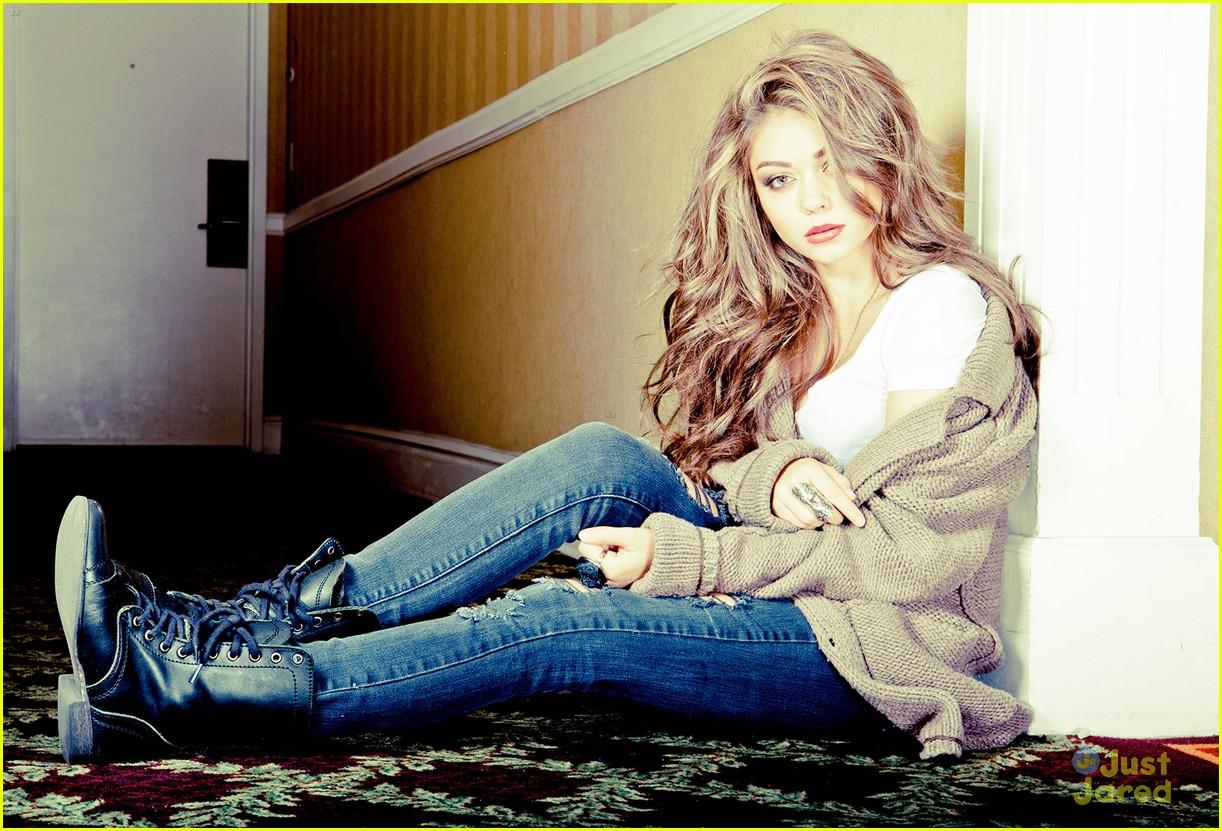 sarah hyland h magazine 06