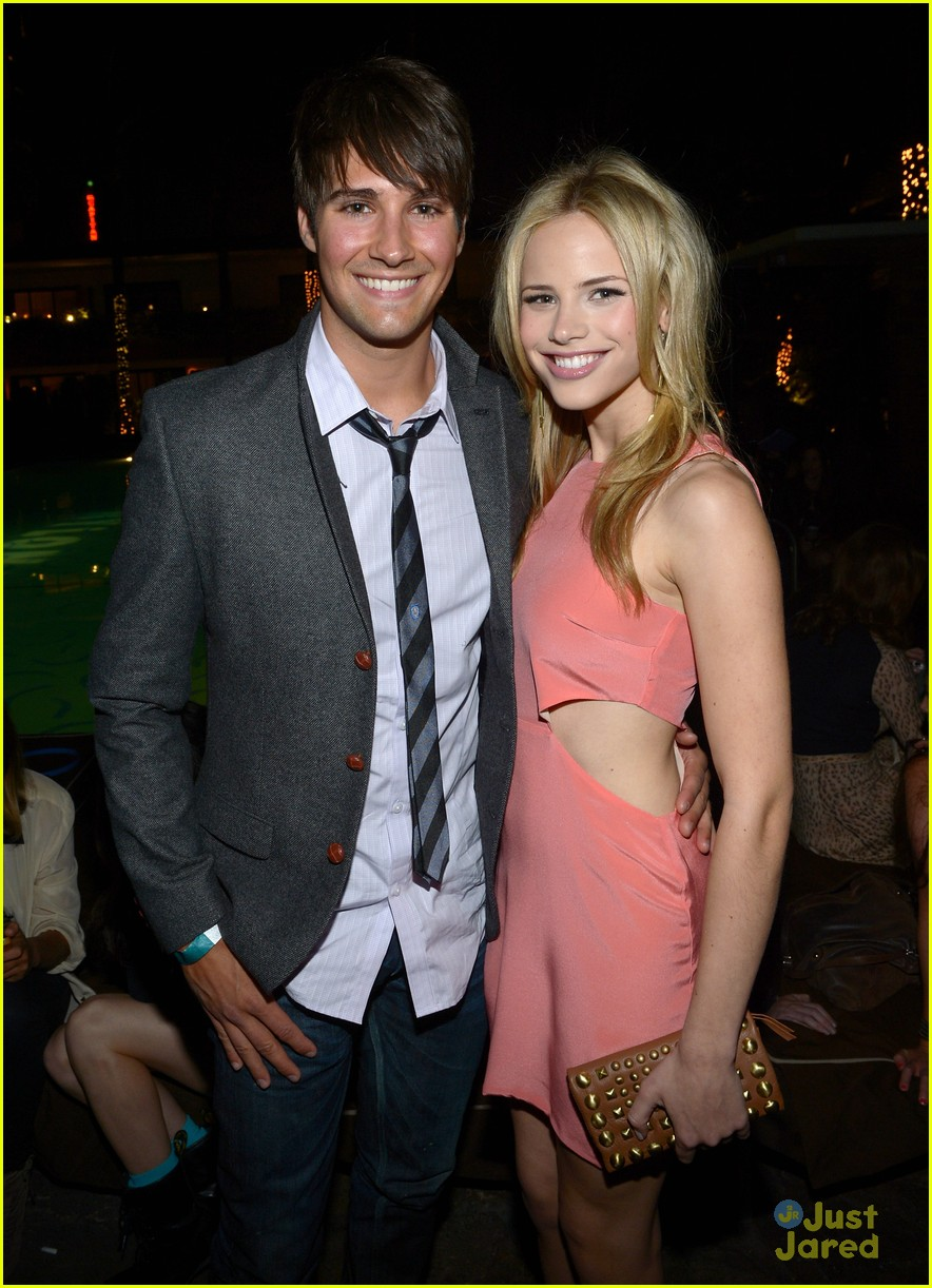 james maslow dating halston sage James maslow is currently dating halston sage she plays grace on how to rock.