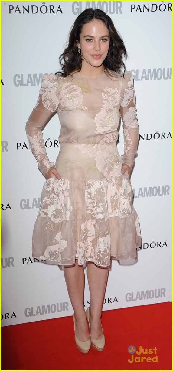 jessica brown findlay glamour awards 02