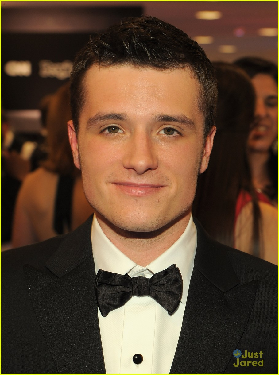 josh hutcherson white house dinner 02