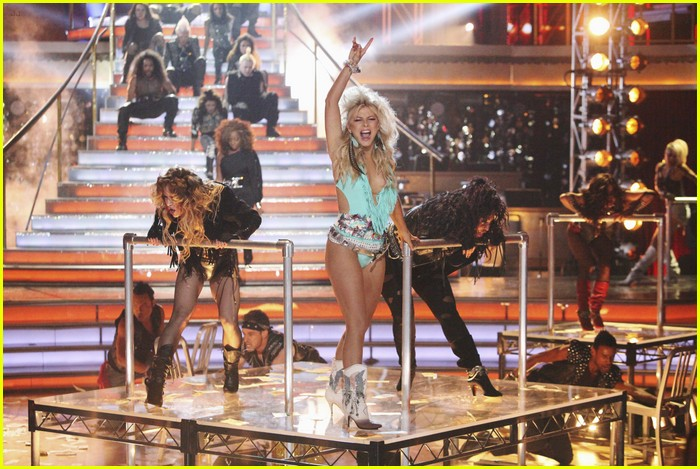 julianne hough diego boneta rock dwts 06