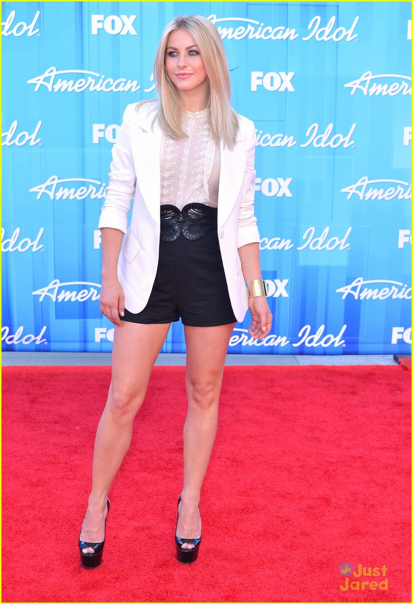 julianne hough idol finale 08