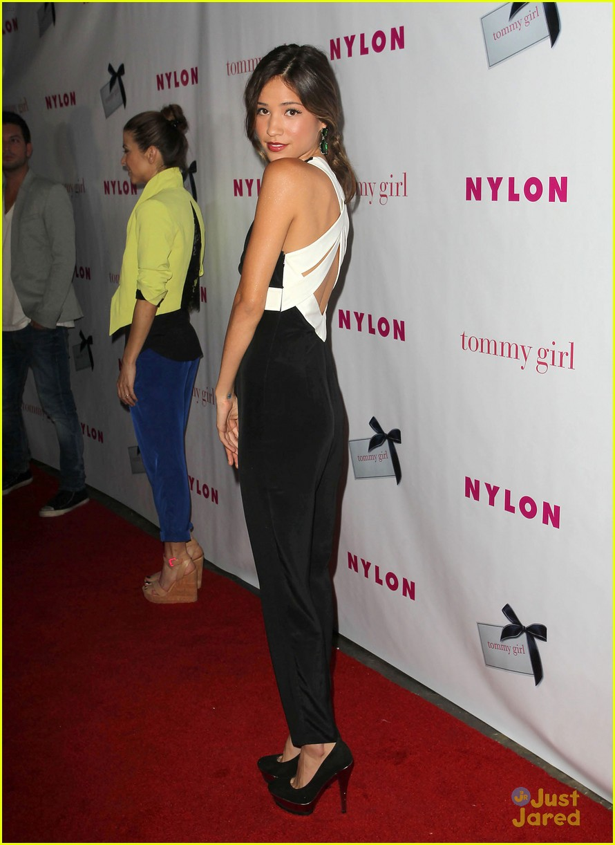 kelsey chow nylon party 02