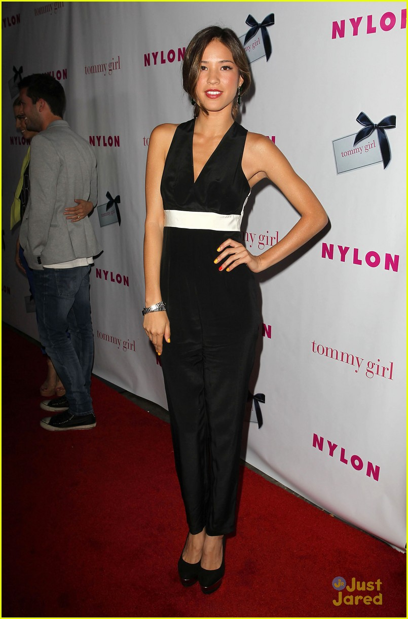 kelsey chow nylon party 05