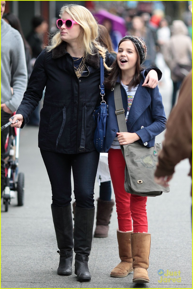 leven rambin bailee madison vancouver 07