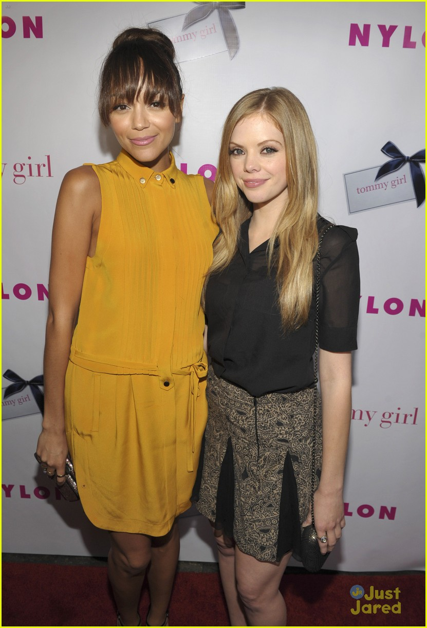 ashley christa nylon party 11