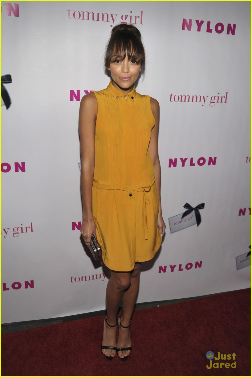 ashley christa nylon party 12