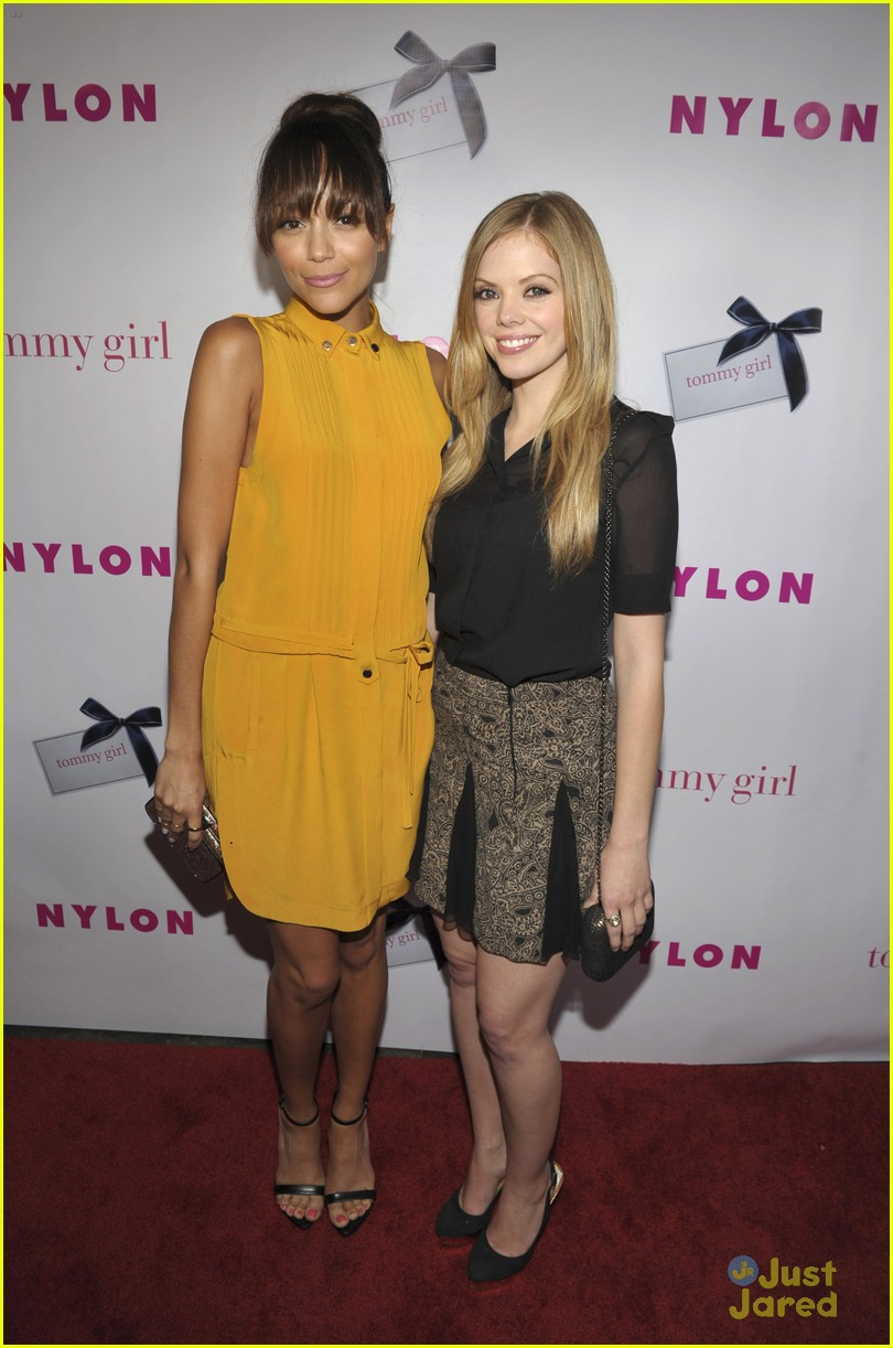 ashley christa nylon party 15