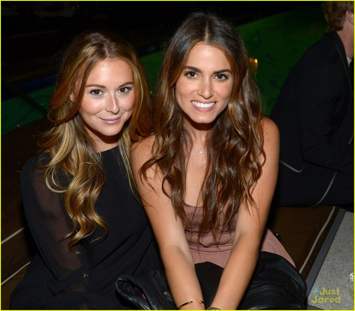 nikki reed alexa vega nylon party 04
