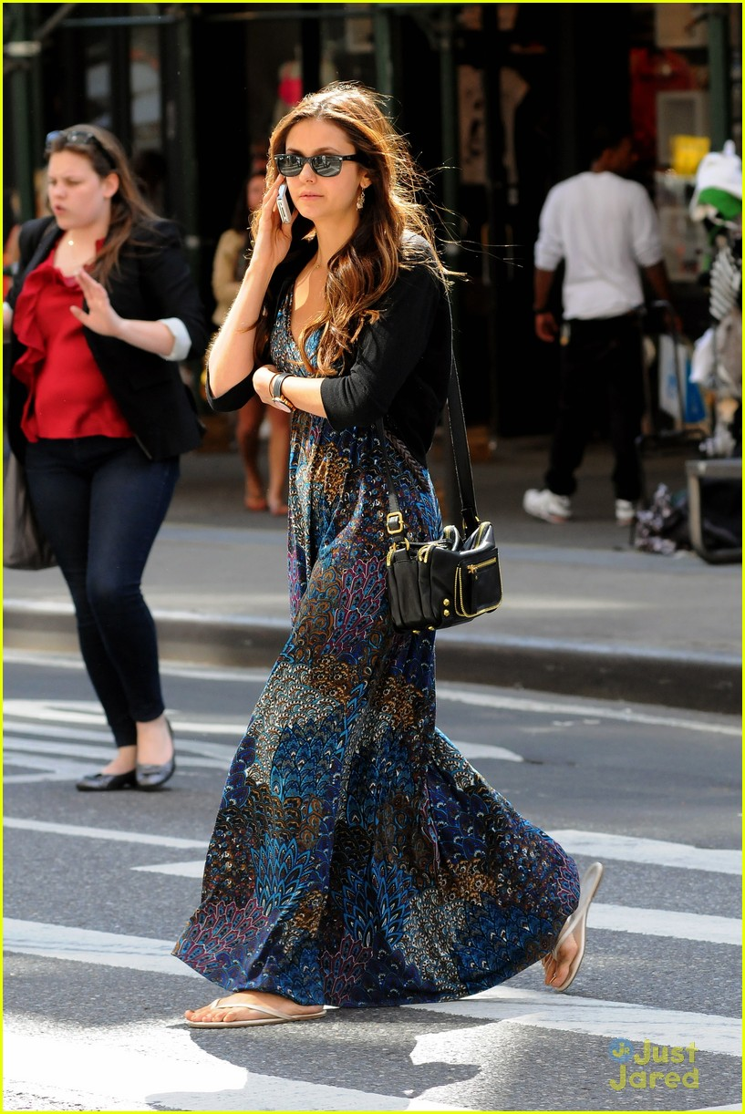 nina dobrev nyc mom 05