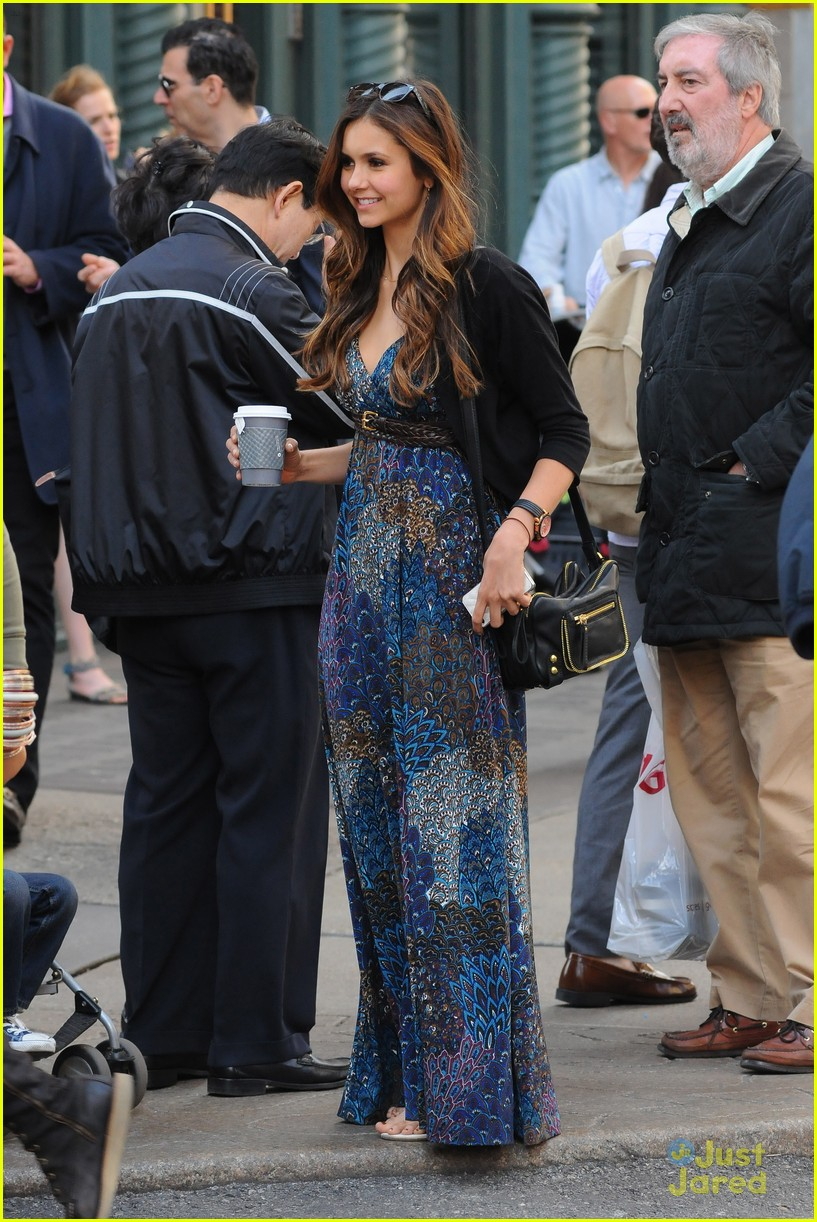 nina dobrev nyc mom 08