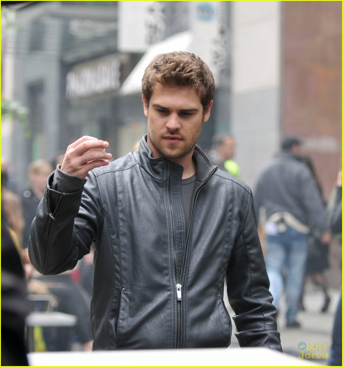 grey damon percy jackson