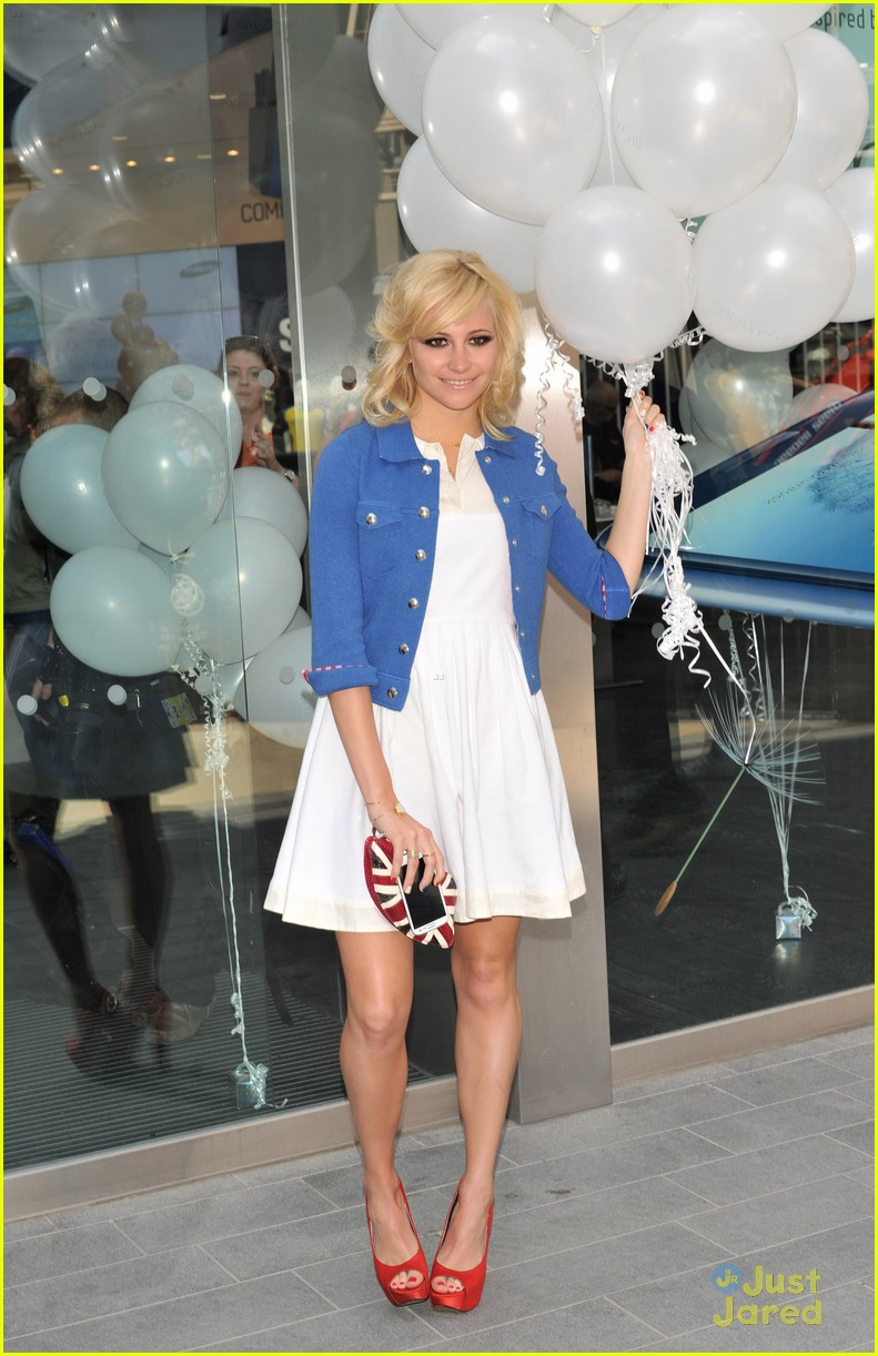 pixie lott samsung launch london 12